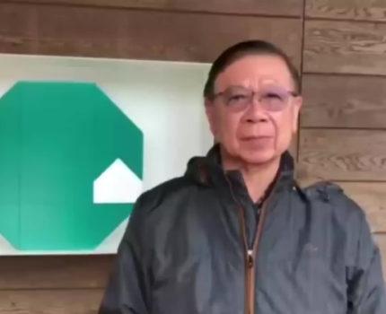 Urgent Pray for Taiwan 緊急為台灣禱告 — 鄭博仁 牧師