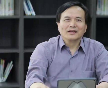 為台灣禱告Pray for Taiwan 安力牧師