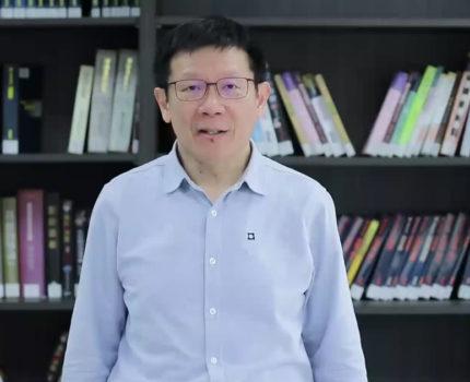 為台灣禱告Pray for Taiwan 李家忠牧師