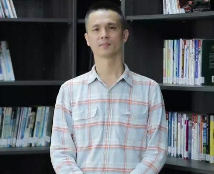 為台灣禱告Pray for Taiwan 翁國峰牧師