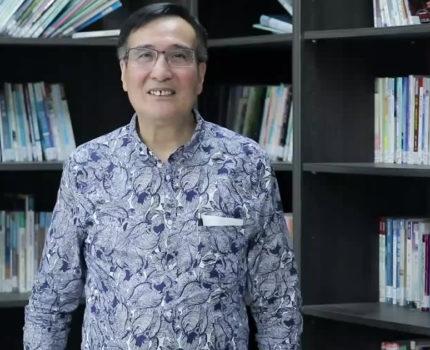 為台灣禱告Pray for Taiwan 張以諾牧師