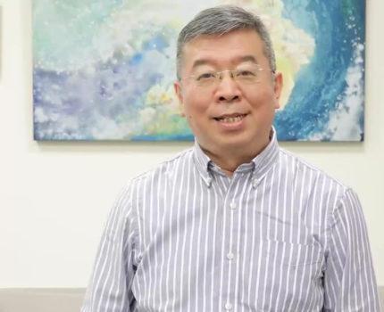 為台灣禱告Pray for Taiwan蕭祥修牧師